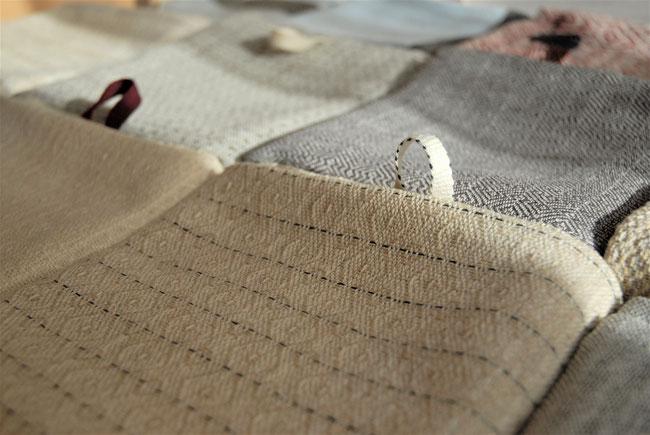 handwoven, handweverij KLEE, kitchen towel, tea towel, made in Amsterdam, linen