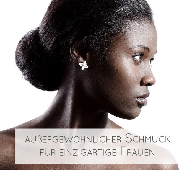 auri ist außergewöhnlicher Schmuck für einzigartige Frauen. Hochwertiger und federleichter Schmuck, designt und handgefertigt in Köln