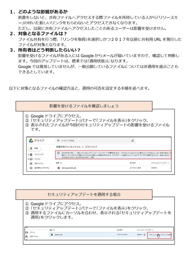 技術情報1ページ