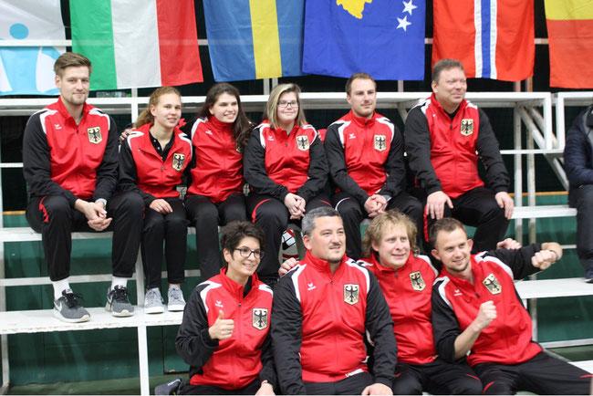 Deutsche Gehörlosen Tischtennis Nationalmannschaft