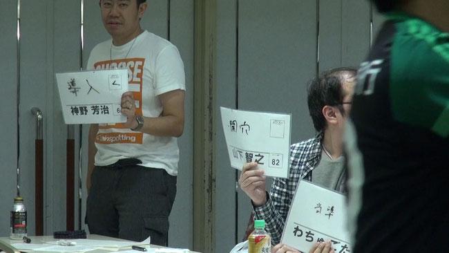 '17東京での「導入」。全国でも一人立ちの正解、それもクイズ知識ではなく漫画知識(『宙のまにまに』)だったことに痺れました!
