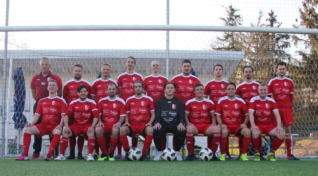 2. Mannschaft, Saison 2018/19, 5. Liga
