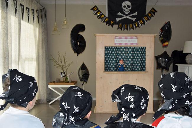 Kasperlitheater; Kindergeburtstag; Kinderunterhaltung; Kasperlitheatergigelisuppe