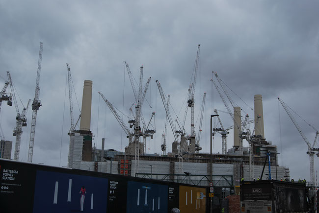 Sustainability On An Urban Scale, from the Battersea Power Station to your home, photo by Heidi Mergl Architect