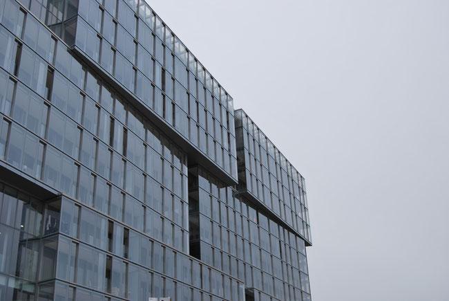 Sustainability On An Urban Scale, London Circus West, photo by Heidi Mergl Architect