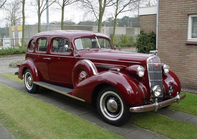 Roadmaster (1936–1937)