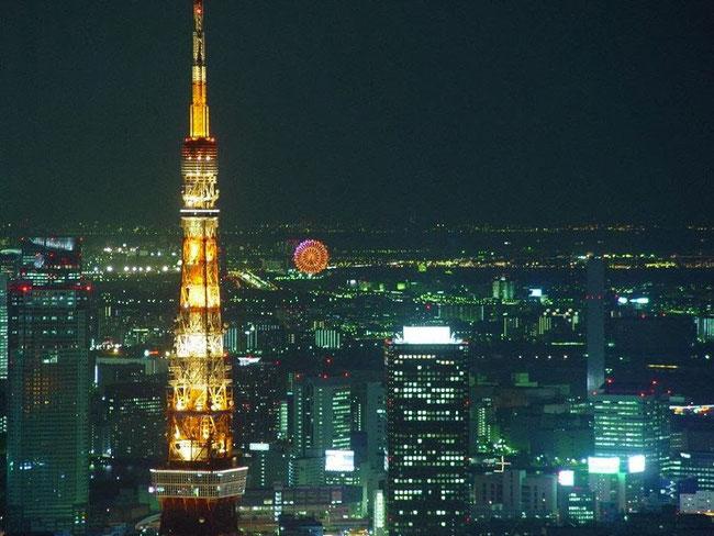 新东京塔,日本旅游指南,日本旅游攻略,JAPAN,ALEXANDER&SUN