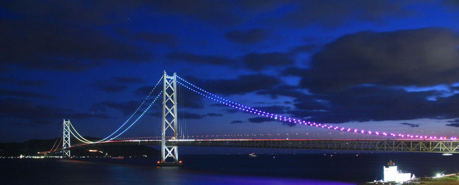 2020,JAPAN,日本旅游攻略,ALEXANDER&SUN神户,明石海峡大桥