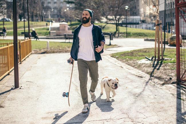 My Office Dog 2021. Wie war dein Kollege Hund Tag? Wir gehen in die Retrospektive. Schau sie dir an. Ich habe viel erlebt und erfahren. Alle eine Frage der Haltung.