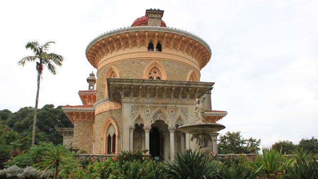 The Monserrate Palace