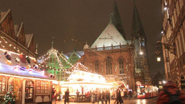 bremen, christmas market