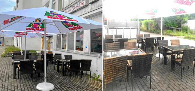 Terrasse Restaurant Shun Feng