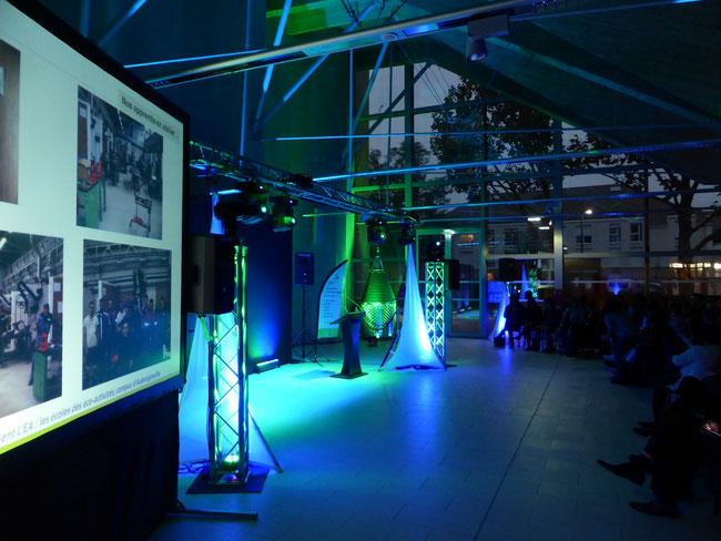 Soirée des majors de promotions de l'ITEDEC