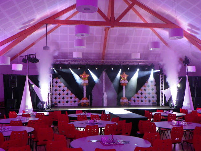 Salle Paul Godefroy Les Grandes Ventes avec Chris Music