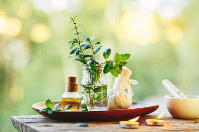 Aromapflege, Ganzheitlich. Dipl. Gesundheitsvorsorge Krankenschwester