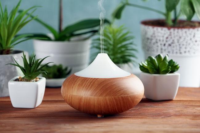 Was ist Aromapflege? Fragen Sie Ihre Dipl. Gesundheitsvorsorgeberaterin