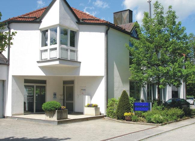 Gebäude der Sonnenholzer Beratung, Institut für Coaching in Ottobrunn bei München