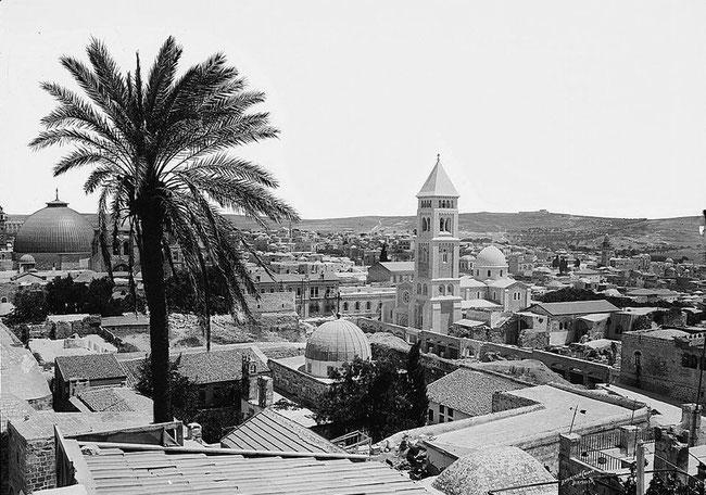 Jerusalén (via TimesofIsrael)