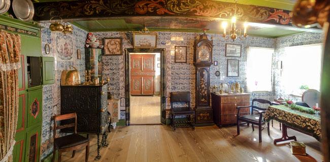 Bild: Zimmer vom Königspesel