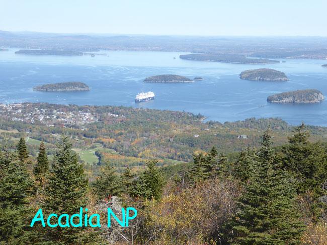 Bild: Acadia Nationalpark in Nova Scotia / Kanada