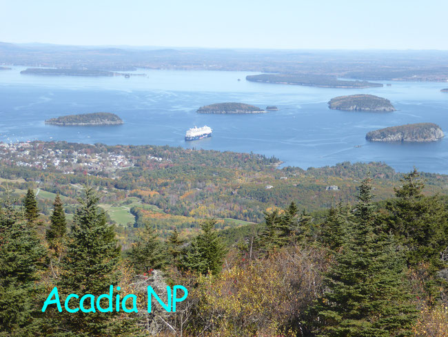 Bild: Acadia Nationalpark in Nova Scotia / Kanada