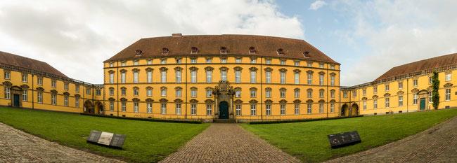 Bild: Das Schloss in Osnabrück