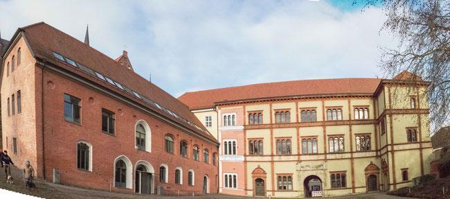 Bild: Der Fürstenhof von Wismar