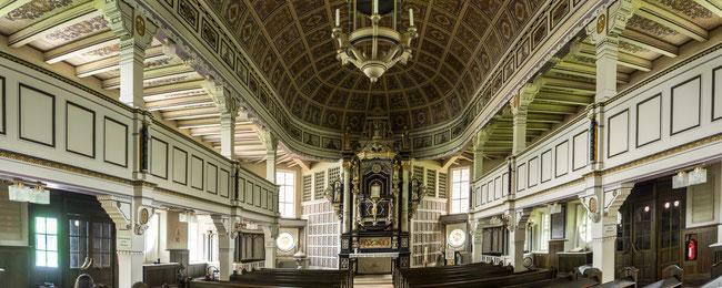 Bild: Magdalenen Kirche Widemann