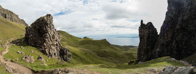 Bild: Trotternish Kamm