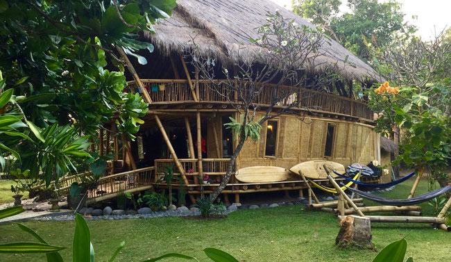 Bild: Haus für Jogakurse