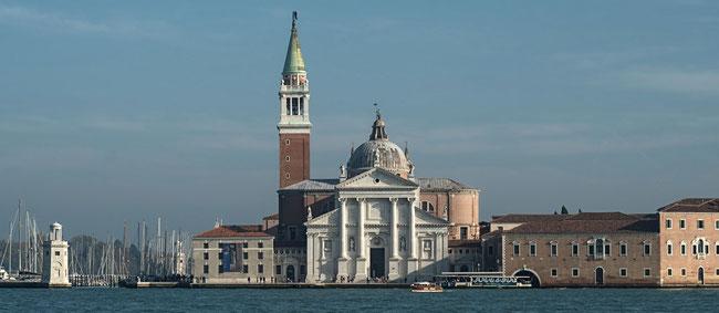 Bild: Die Insel San Giorgio Maggiore in Venedig