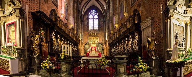 Bild: Kathedrale von Breslau (innen)