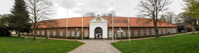 Bild: Das Kulturzentrum der Stadt