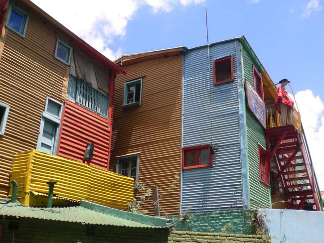Bild: Caminito in La Boca