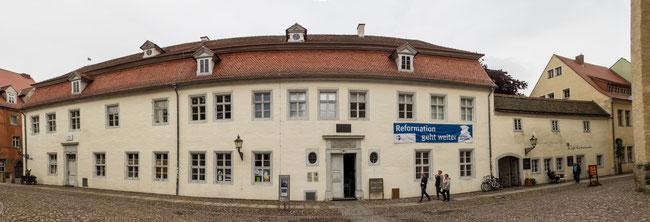 Bild: Bugenhagenhaus in der Lutherstadt Wittenberg