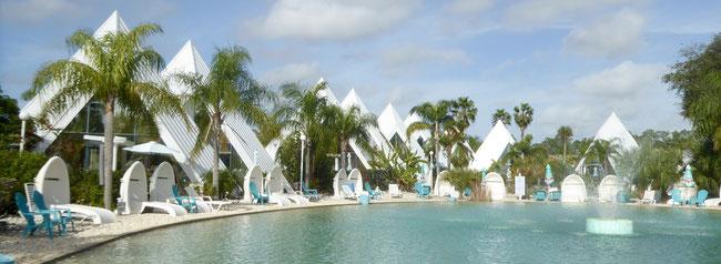 Bild: Pyramide Village, Florida