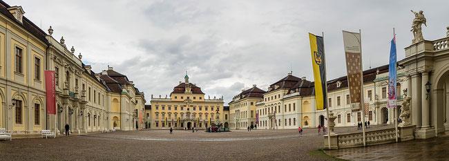 Bild: Residenzschloss von Lauenburg