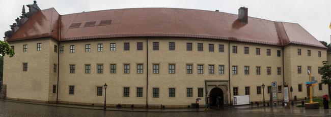 Bild: Augusteum in der Lutherstadt Wittenberg