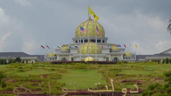 Bild: Präsidentenpalast in Kuala Lumpur