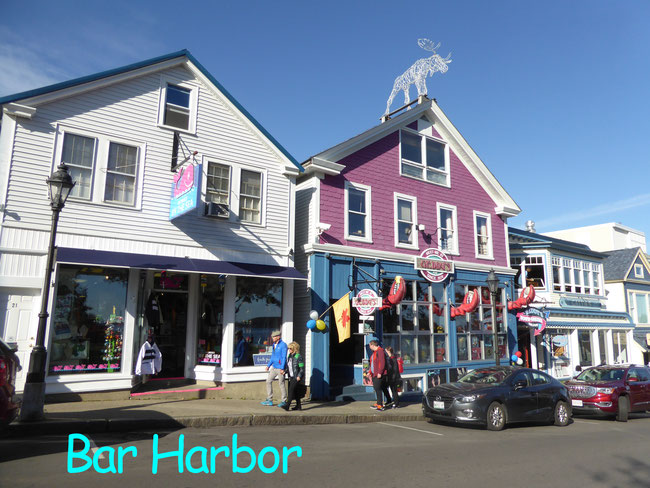 Bild: Bar Harbor