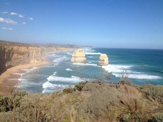 Bild: Great Ocean Road in Australien