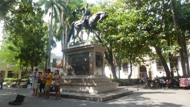 Bild: Plaza de Bolivar