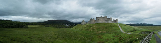 Bild: Ruthven Barracks