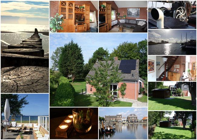 Ferienhaus in Zeeland - Ihr Wohlfühlhaus