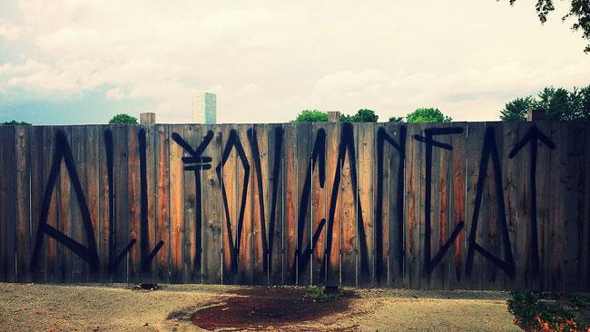 Graffiti in München