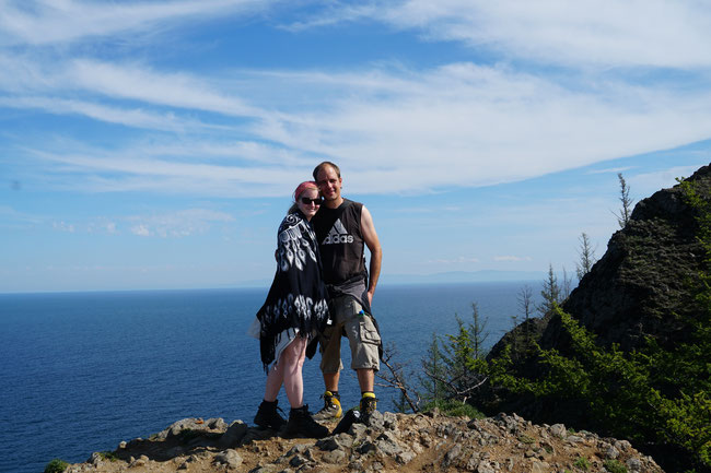 Ausflug in den Norden Olchons