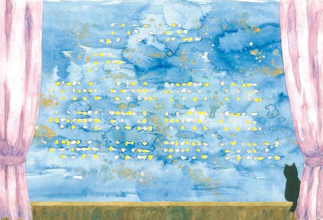 キラキラ星の画像