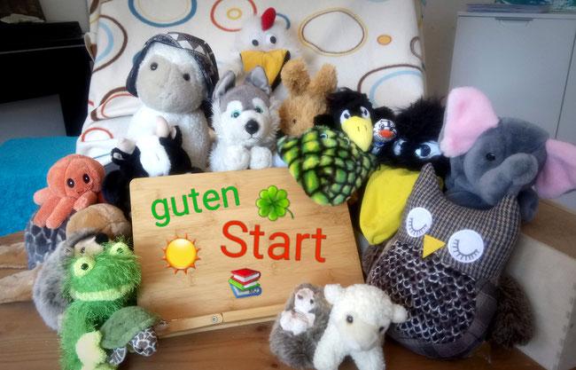 Die Bocholter KuTis wünschen allen Kindern einen guten Schulstart! Nach einem kleinen Päuschen geht es weiter mit KuTiko 8.