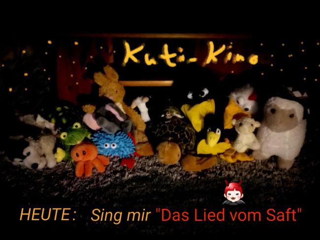 gemeinsamer Filmeabend bei den Bocholter KuTis