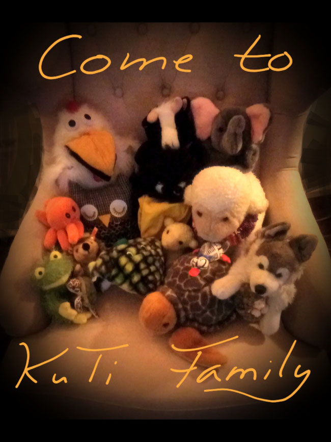 Nicole Kraebber  - KuTikoooo - Kuscheltierkommentare für Kinder